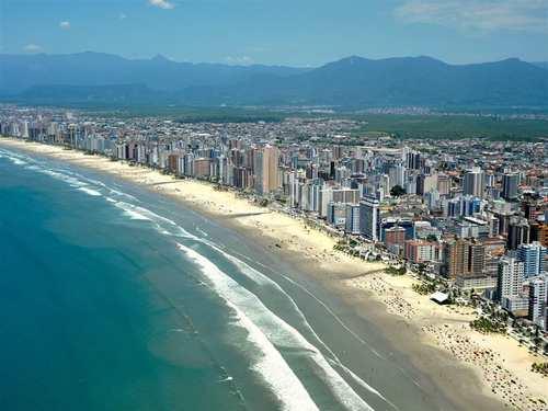Apartamento, código 397103 em Praia Grande, bairro Boqueirão