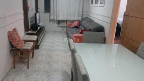 Apartamento, código 397144 em Santos, bairro Vila Belmiro