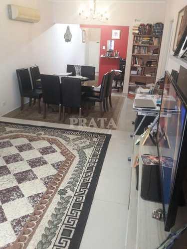 Apartamento, código 397270 em Santos, bairro Aparecida