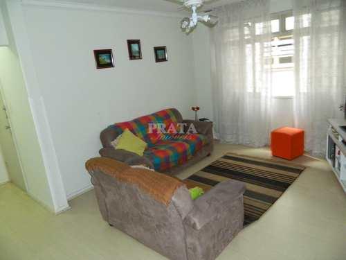 Apartamento, código 397289 em Santos, bairro Pompéia