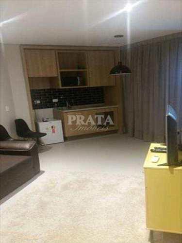 Apartamento, código 397292 em Santos, bairro Pompéia