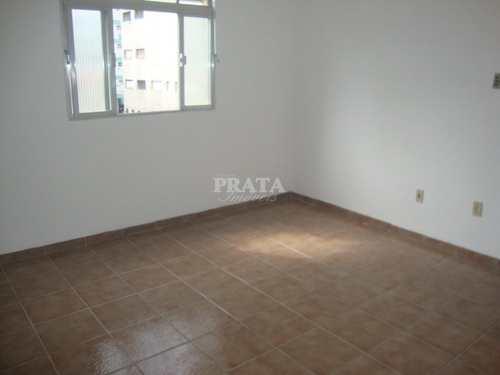 Apartamento, código 397380 em Santos, bairro Aparecida