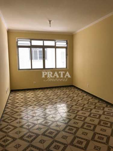 Apartamento, código 397496 em São Vicente, bairro Itararé