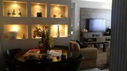 Apartamento, código 397596 em Santos, bairro Saboó