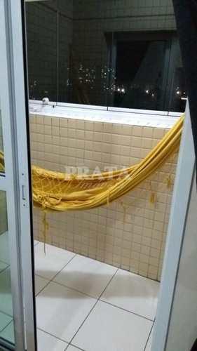 Apartamento, código 397597 em Santos, bairro Encruzilhada