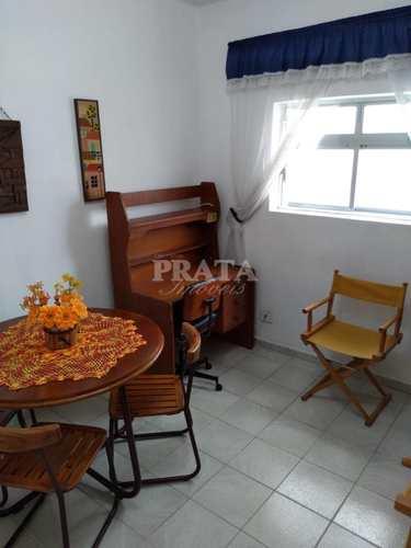 Apartamento, código 397649 em São Vicente, bairro Centro