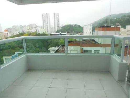 Apartamento, código 397715 em Santos, bairro José Menino