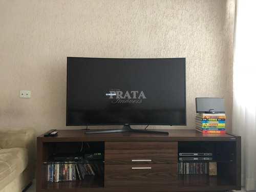 Apartamento, código 397748 em Santos, bairro Embaré