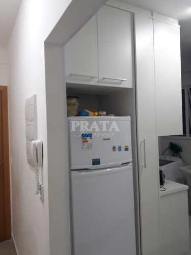 Apartamento, código 397812 em Santos, bairro Gonzaga