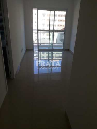 Apartamento, código 397864 em Santos, bairro José Menino