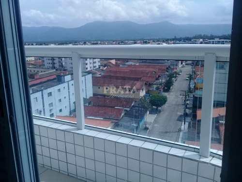 Apartamento, código 398006 em Praia Grande, bairro Aviação