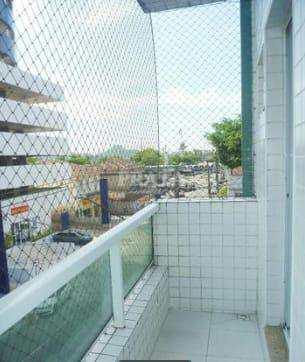 Apartamento, código 398097 em Santos, bairro Ponta da Praia