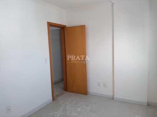 Apartamento, código 398150 em São Vicente, bairro Catiapoa