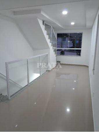 Casa, código 398204 em Santos, bairro Marapé