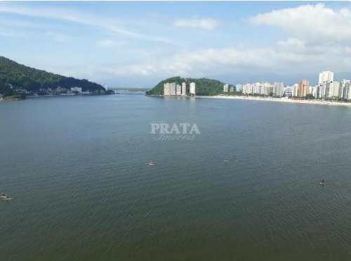 Apartamento, código 398220 em São Vicente, bairro Itararé