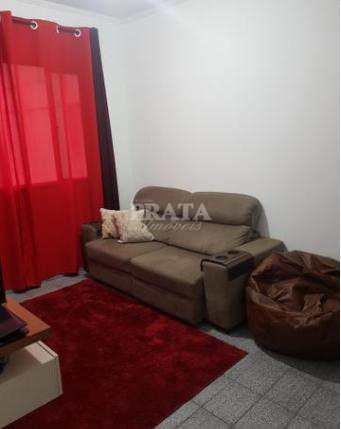 Apartamento, código 398223 em Santos, bairro Saboó