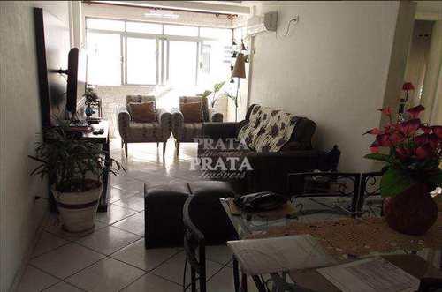 Apartamento, código 398296 em Santos, bairro Ponta da Praia