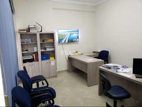 Sala Comercial, código 398344 em Santos, bairro Aparecida