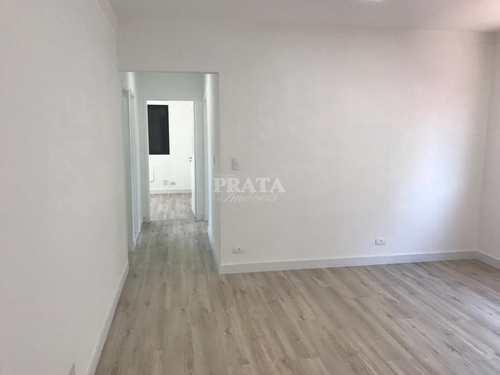 Apartamento, código 398363 em Santos, bairro Marapé