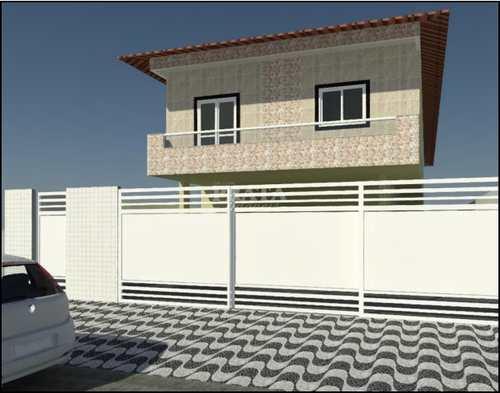 Apartamento, código 398373 em Praia Grande, bairro Parque das Américas