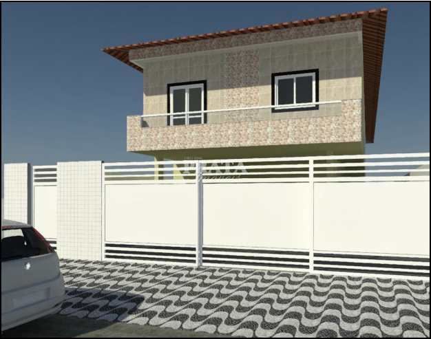 Apartamento em Praia Grande, no bairro Parque das Américas
