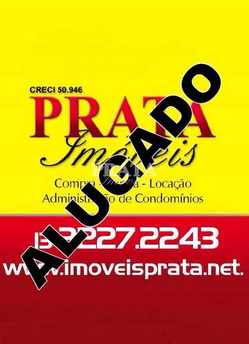Apartamento, código 398441 em Santos, bairro Gonzaga