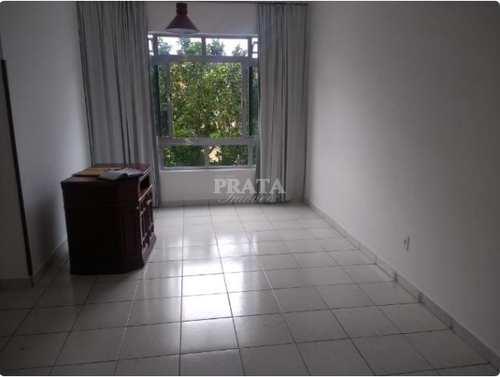 Apartamento, código 398465 em Santos, bairro Marapé
