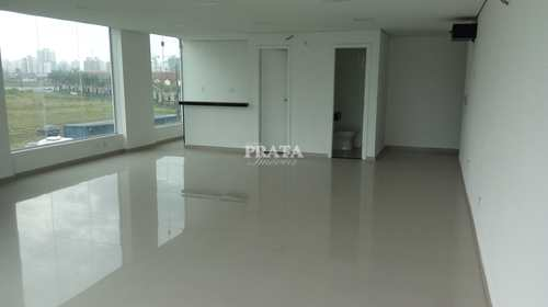 Sala Comercial, código 398470 em Praia Grande, bairro Mirim