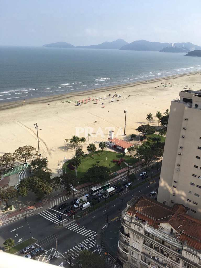 Flat em Santos, no bairro Boqueirão