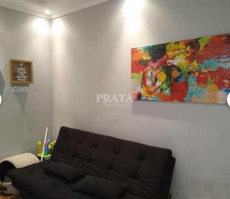 Apartamento, código 398607 em São Vicente, bairro Boa Vista