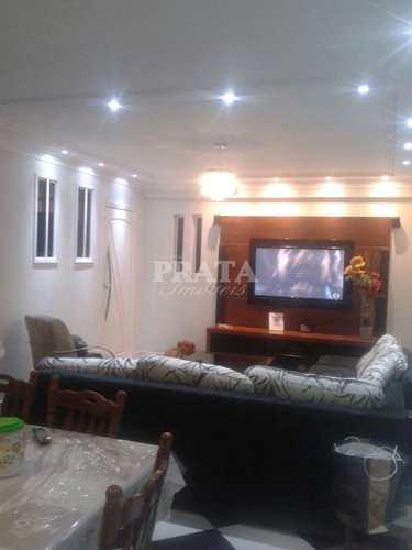Casa, código 398615 em Santos, bairro Aparecida