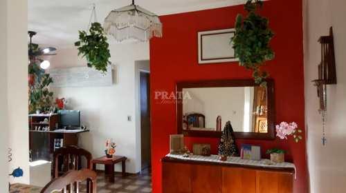 Apartamento, código 398651 em Santos, bairro Saboó