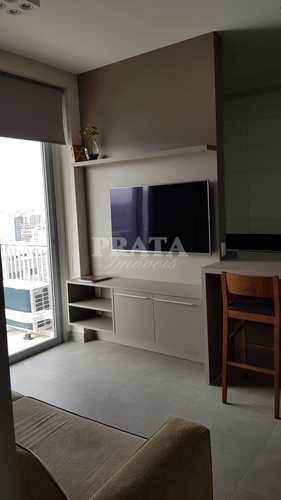 Apartamento, código 398652 em Santos, bairro Boqueirão