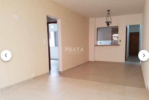 Apartamento, código 398679 em Santos, bairro Ponta da Praia