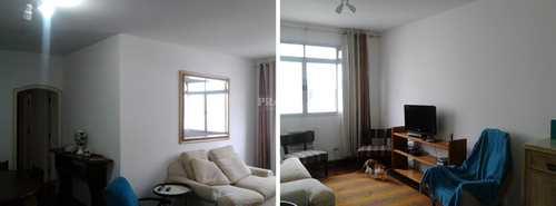 Apartamento, código 398683 em Santos, bairro Ponta da Praia