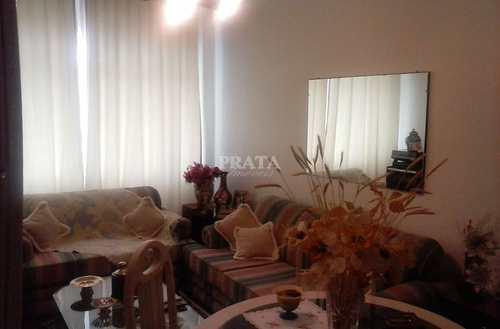Apartamento, código 398707 em Santos, bairro Campo Grande