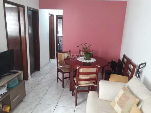 Apartamento, código 398800 em Santos, bairro Boqueirão