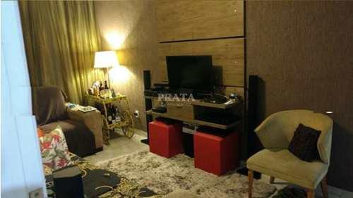 Apartamento, código 398838 em São Vicente, bairro Centro