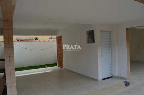 Casa, código 398935 em Santos, bairro Macuco