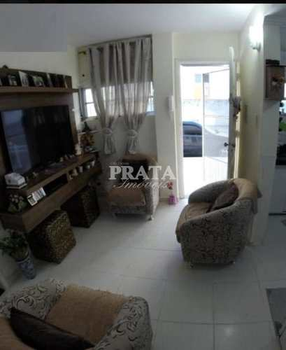Apartamento, código 399018 em Praia Grande, bairro Guilhermina