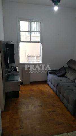 Apartamento, código 399026 em São Vicente, bairro Gonzaguinha