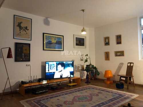 Apartamento, código 399047 em Santos, bairro Ponta da Praia