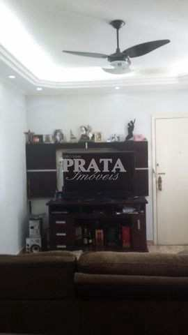 Apartamento, código 399121 em Santos, bairro Ponta da Praia