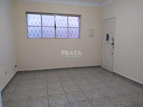 Apartamento, código 399135 em Santos, bairro Macuco