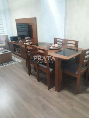Apartamento, código 399182 em Santos, bairro Campo Grande