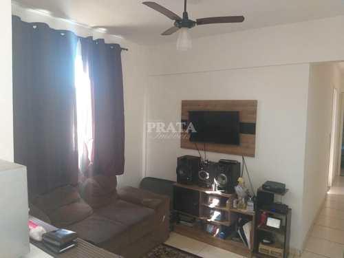 Apartamento, código 399216 em São Vicente, bairro Vila Valença
