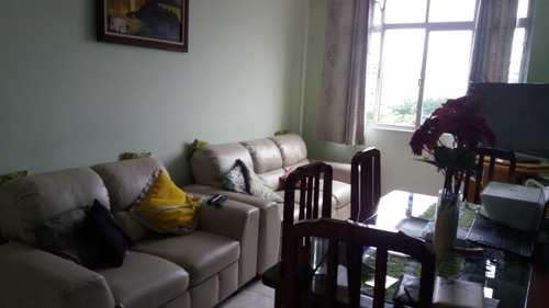 Apartamento, código 399266 em Santos, bairro Estuário