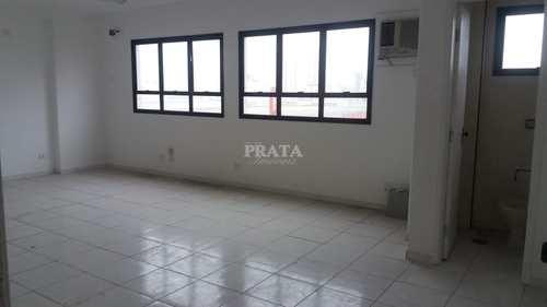 Sala Comercial, código 399285 em Santos, bairro Gonzaga