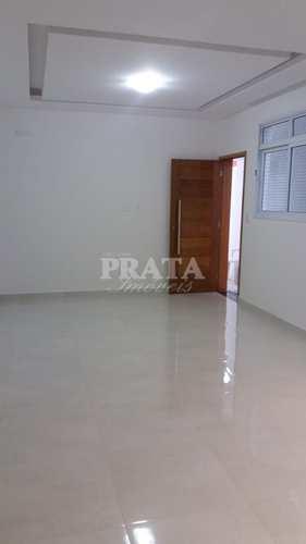 Casa, código 399298 em Santos, bairro Embaré