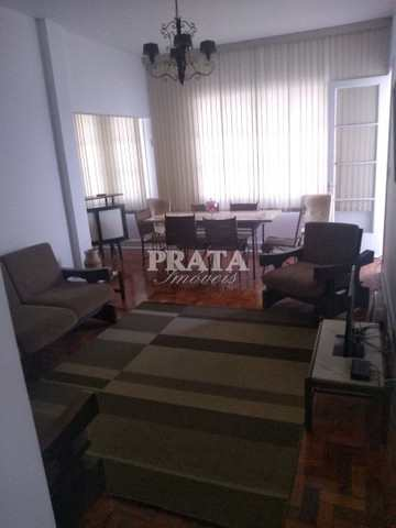 Apartamento, código 399370 em Santos, bairro Gonzaga